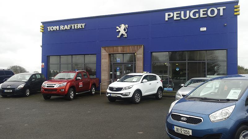 Tom Raftery Car Sales Athlone